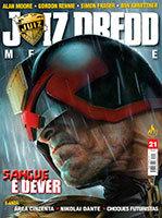 Juiz Dredd Megazine # 21