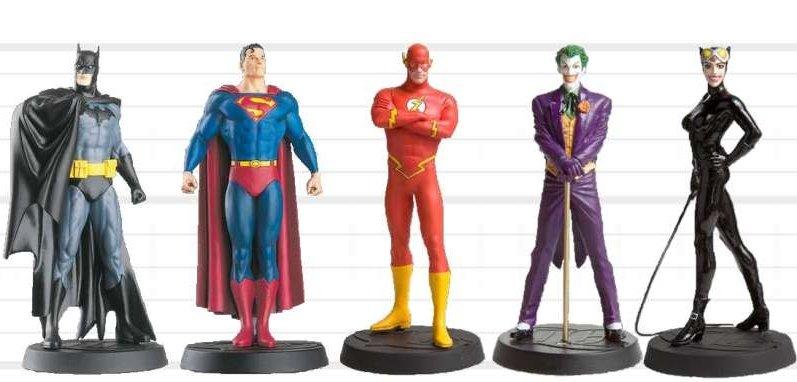 DC Comics – Coleção Super-Heróis