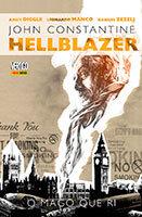 ohn Constantine - Hellblazer - O mago que ri