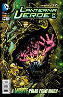 Lanterna Verde # 34