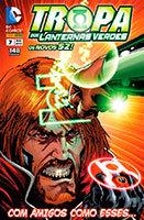 Tropa dos Lanternas Verdes # 7