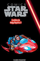 Comics Star Wars - Volume 17 - Cavaleiros da Antiga República 5