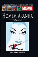 A Coleção Oficial de Graphic Novels Marvel # 45 - Homem-Aranha - Azul