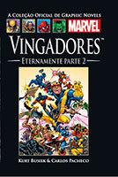 A Coleção Oficial de Graphic Novels Marvel # 46 - Vingadores Eternamente Parte 2