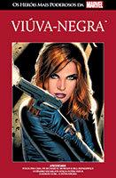 Os Heróis Mais Poderosos da Marvel # 6 - Viúva Negra