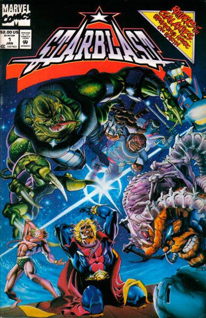 Starblast # 1
