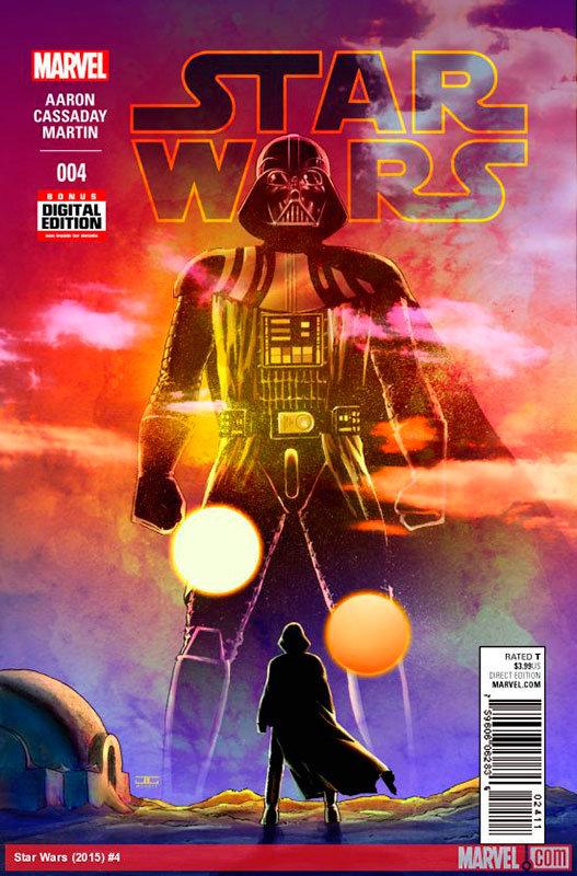 Star Wars # 4