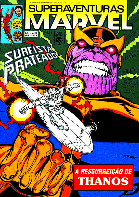 Superaventuras Marvel # 131