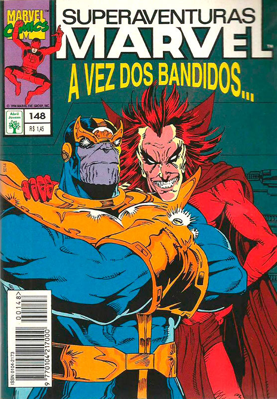 Superaventuras Marvel # 148