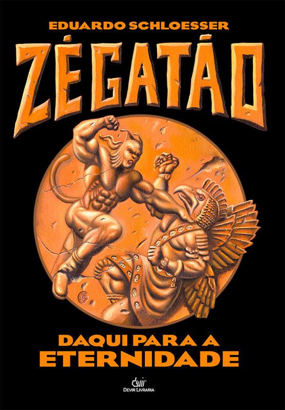 Zé Gatão - Daqui para a eternidade