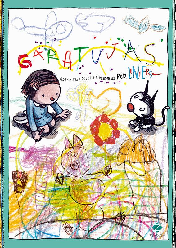 Garatujas (este é para desenhar e colorir)