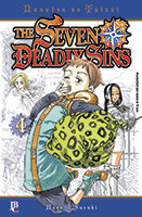 The Seven Deadly Sins # 4