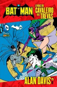 Batman - Lendas do Cavaleiro das Trevas - Alan Davis - Volume 1