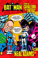 Lendas do Cavaleiro das Trevas - Neal Adams - Volume 1