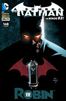 A Sombra do Batman # 35