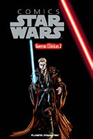 Comics Star Wars - Volume 21 - Guerras Clônicas 2