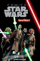 Comics Star Wars - Volume 23 - Guerras Clônicas 4