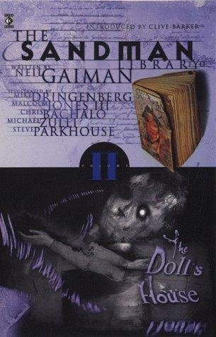 Sandman - The Doll's House