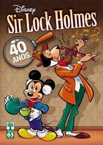 Sir Lock Holmes 40 Anos