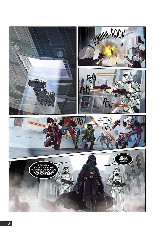 Outras Editoras: Quadrinhos, livros, etc. StarWarsEp1-p02