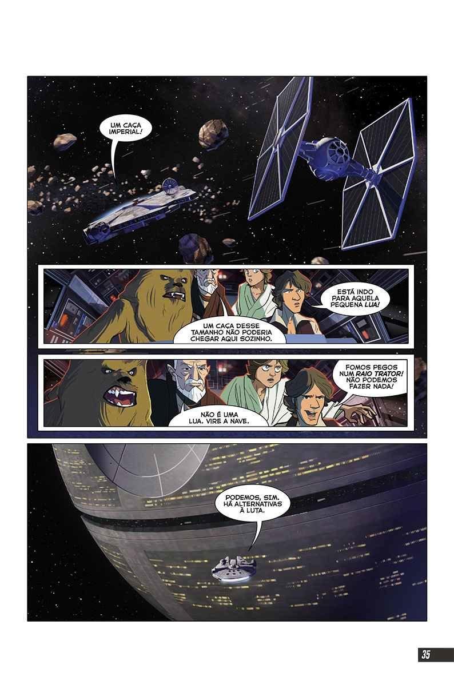 Outras Editoras: Quadrinhos, livros, etc. StarWarsEp1-p35
