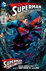 Superman # 22 - Novos 52