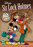 Disney Temático # 47 - Sir Lock Holmes