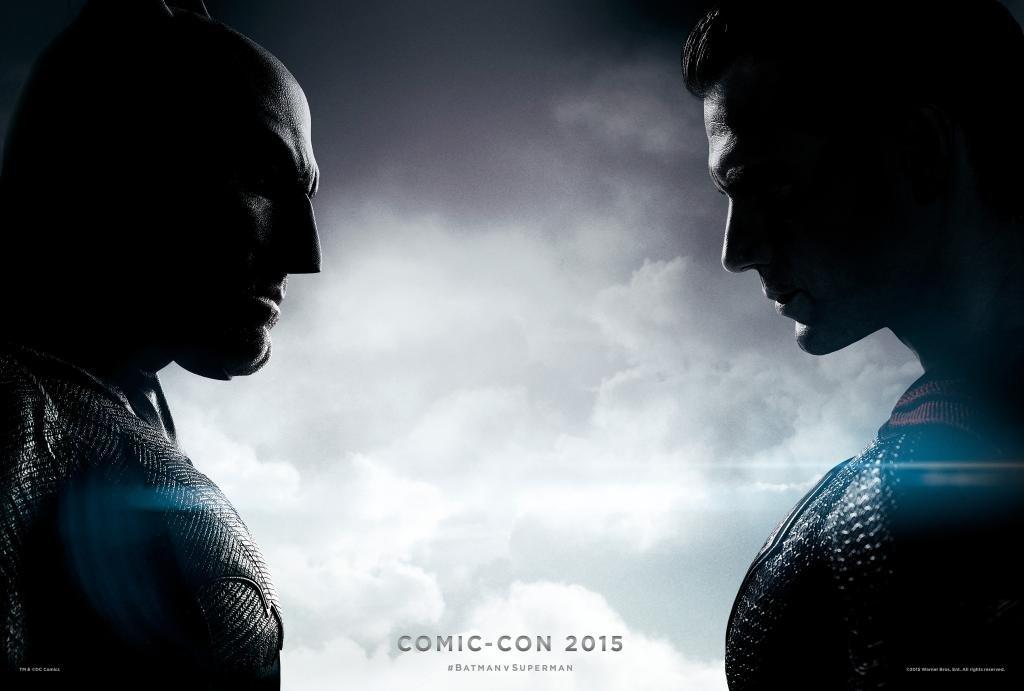 Cartaz para Batman vs. Superman - A origem da justiça