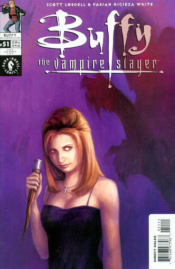 Buffy - The Vampire Slayer # 51
