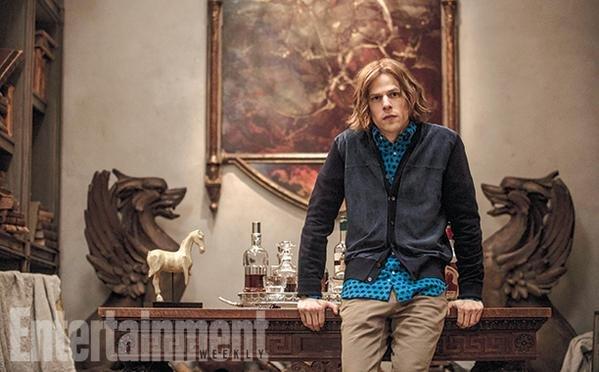 Jesse Eisenberg (Lex Luthor)
