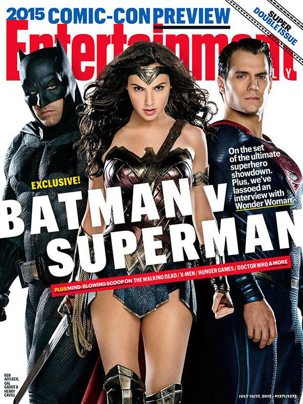 Capa da Entertainment Weekly