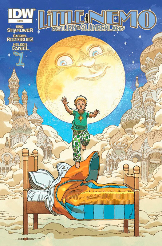 Little Nemo - Return to Slumberland