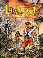 Lanfeust de Troy - Volume 1 - O marfim do Magohamoth