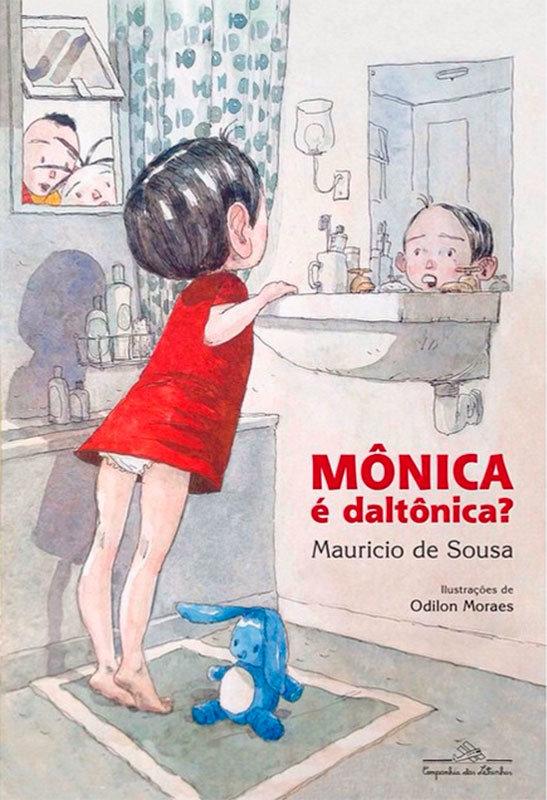 Mônica é Daltônica?