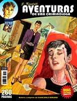 J. Kendall - Aventuras de uma criminóloga # 117