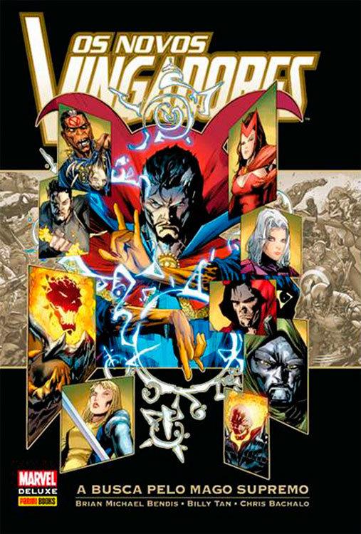 Os Novos Vingadores – A Busca pelo Mago Supremo
