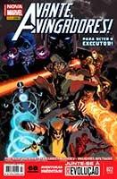 Avante, Vingadores! # 22