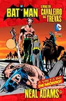 Lendas do Cavaleiro das Trevas - Neal Adams - Volume 4