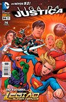 Liga da Justiça # 36