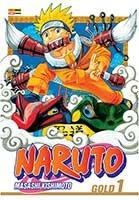 Naruto Gold # 1