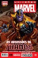 Universo Marvel # 23