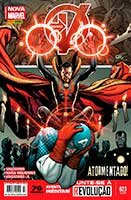 Os Vingadores # 23