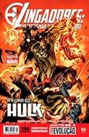 Vingadores - Os Heróis Mais Poderosos da Terra # 4