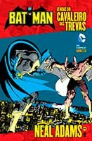 Lendas do Cavaleiro das Trevas - Neal Adams - Volume 3