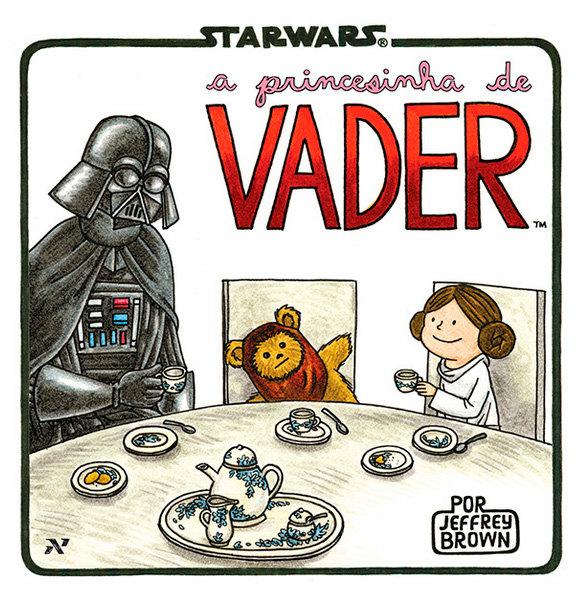 A Princesinha de Darth Vader