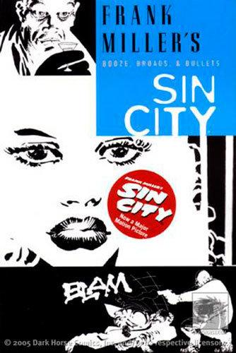 Sin City - Balas, Garotas & Bebidas