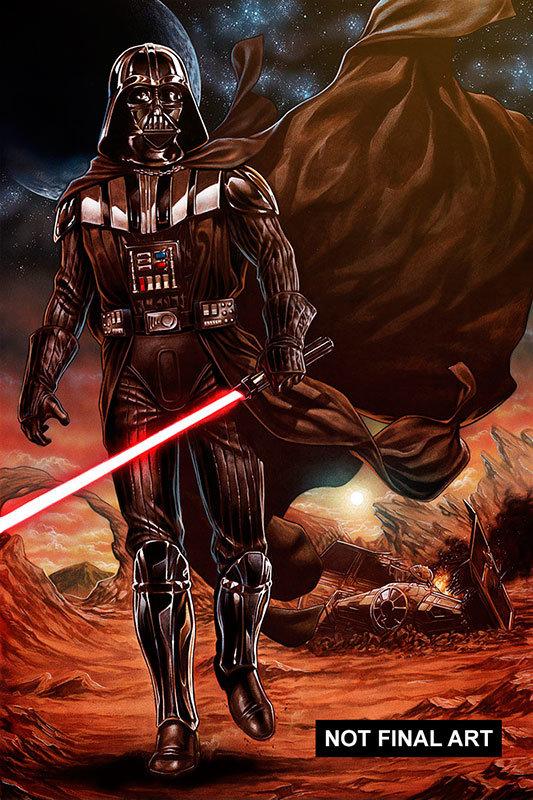 Star Wars – Vader Down