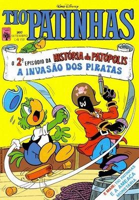 Tio Patinhas # 207