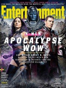 Capa de Entertainment Weekly