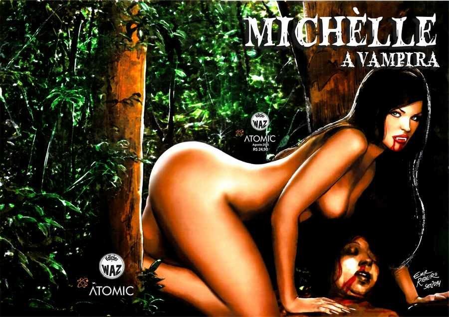 Outras Editoras: Quadrinhos, livros, etc. Michelle_capa